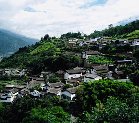 An Eclectic Day in Sangushui (Travel Experience)