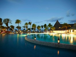 No.2 of TOP 10 Hotels for Service in Mauritius