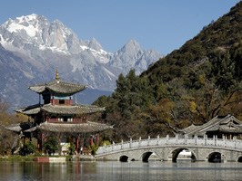 """Best New Arrival Award for the Best Luxury Hotel in Lijiang"" from Hurun Report China Best of the Best Awards"