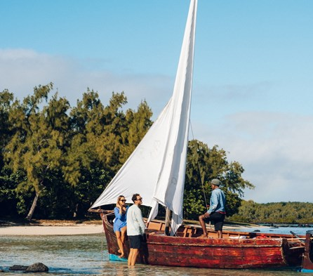 A Boating Adventure to Bernache Island (Travel Experience)