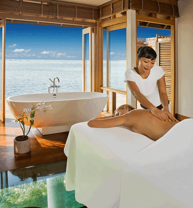 LUX ME SPA AT LUX SOUTH ARI ATOLL AWARDED BEST LUXURY ISLAND RESORT SPA IN THE MALDIVES IN THE 2018 LUXURY SPA AWARDS