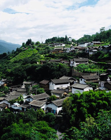 @*imageAlt*@ An Eclectic Day in Sangushui (Travel Experience)