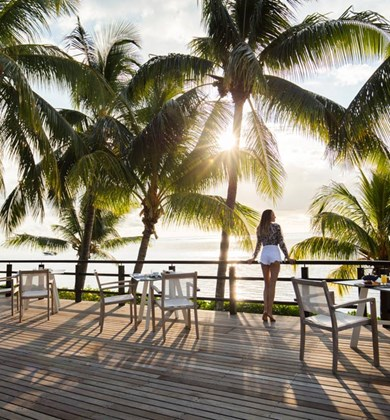 img2: our collection of luxury hotels LUX* Le Morne Resort