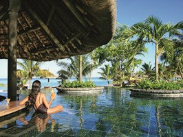 No.4 in the category TOP 25 Hotels in Mauritius