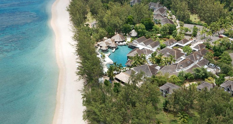 img1: our collection of luxury hotels LUX* Saint Gilles Resort