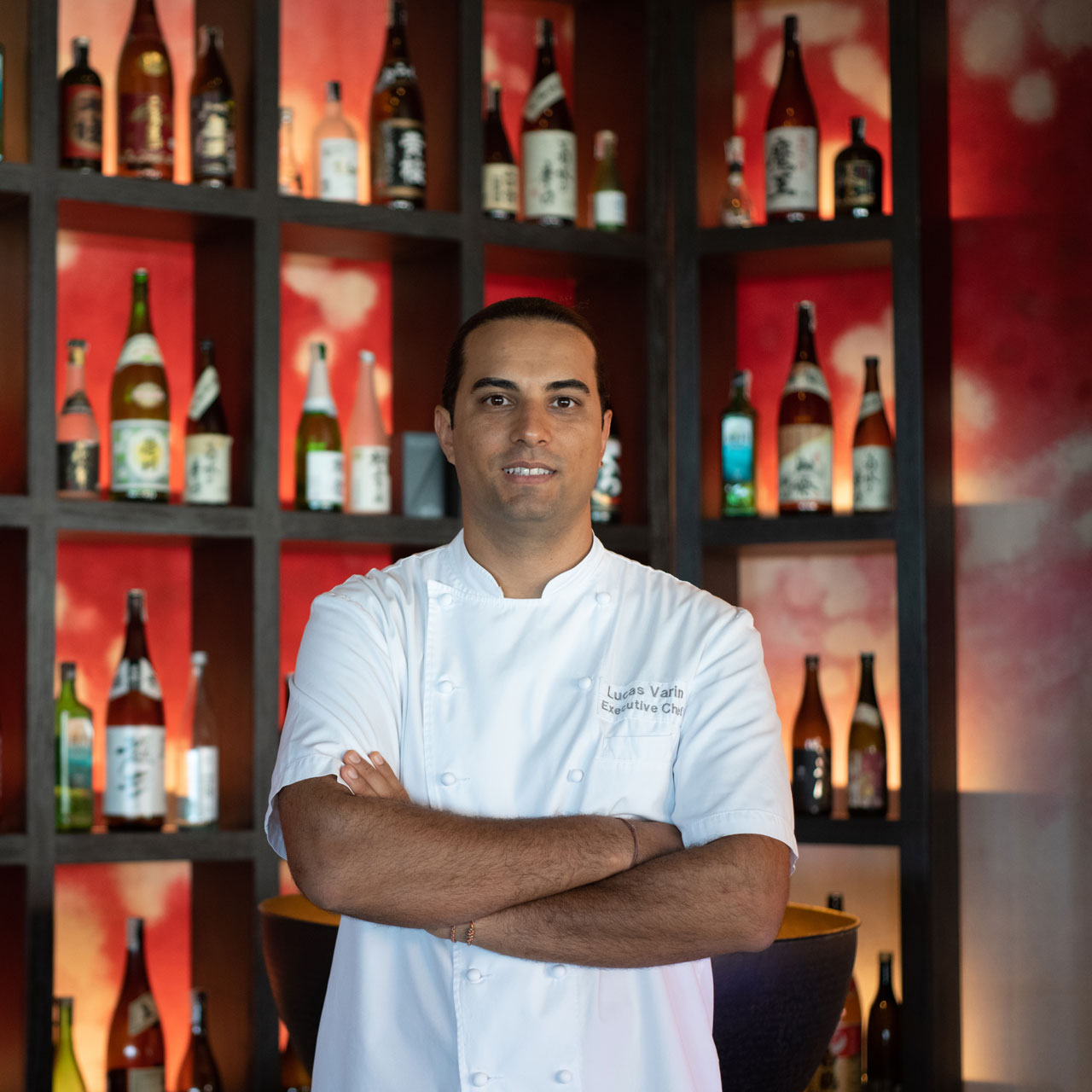 EXECUTIVE CHEF LUCAS VARIN
