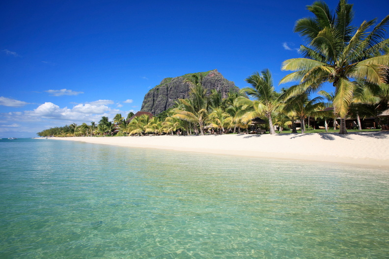 Mauritius Holidays at LUX* Le Morne